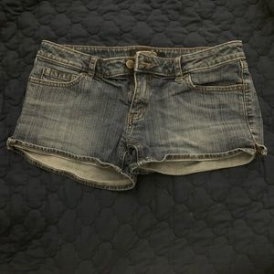 Short shorts by London Jeans